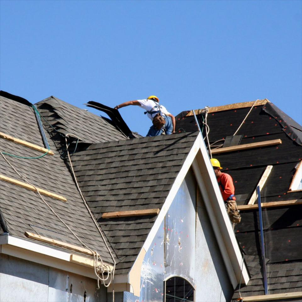 Residential Roofing & Siding Services