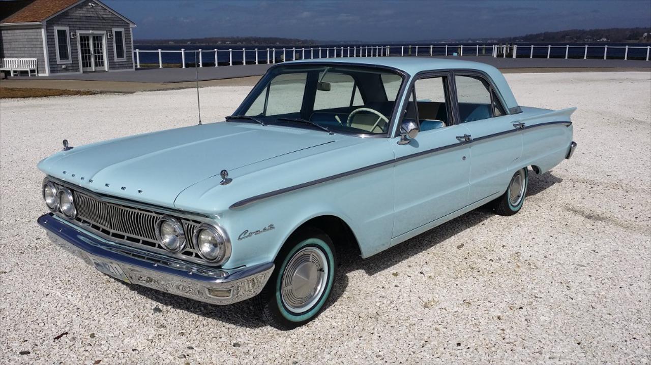1962 Fordor Comet Custom