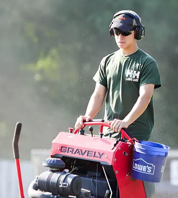 Professional Lawn Care Always Includes