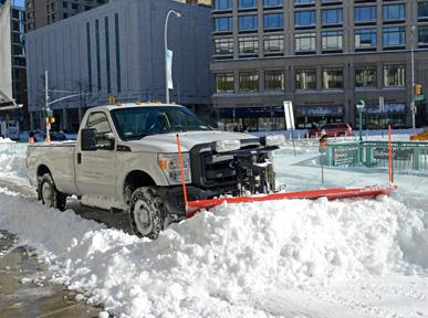 Commerical Snow Removal