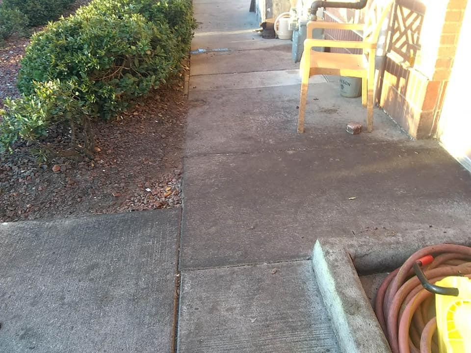 Power Washing In North Carolina Driveway Amp Concrete Cleaning