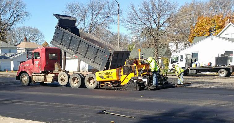 We are your one-stop-shop for all your asphalt paving and repair needs.