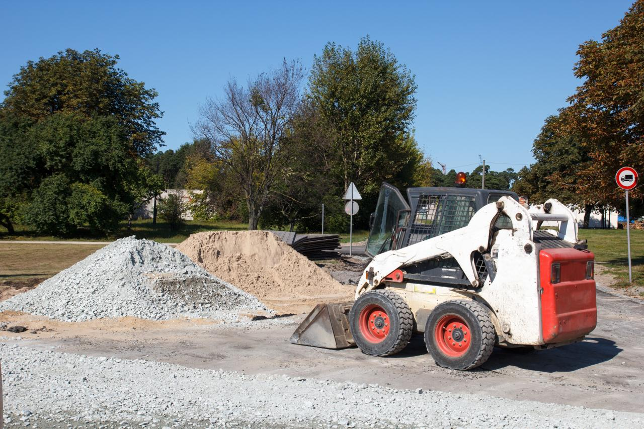 Grading And Loader Services