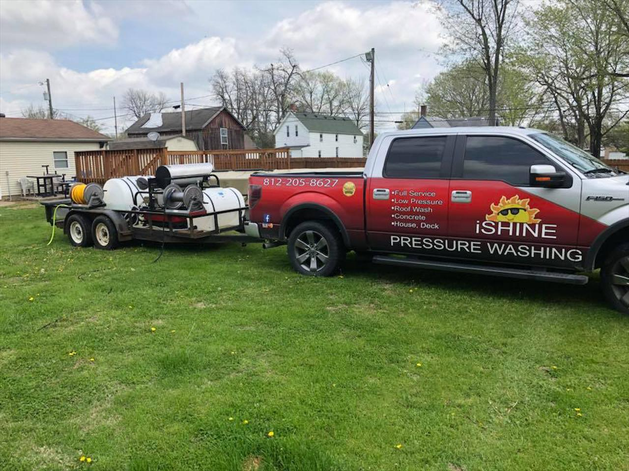 About our Evansville Pressure Washing Company | iSHINE