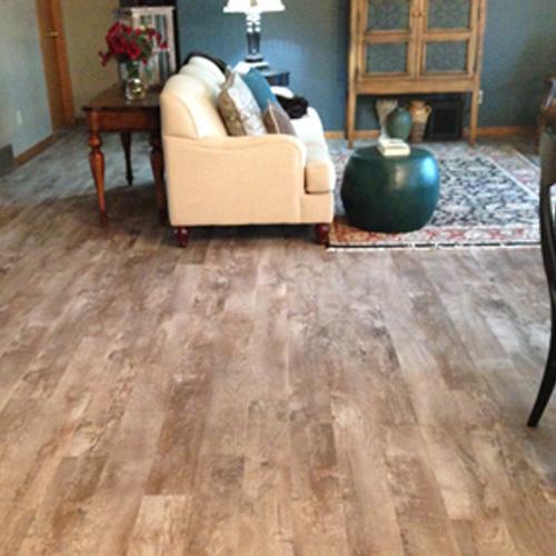 Vinyl & Vinyl Plank Flooring