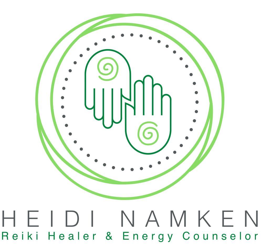Heidi Namken, Reiki Healer & Energy Counselor