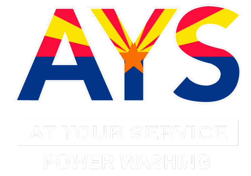AYS Arizona Power Washing and Mobile Detailing