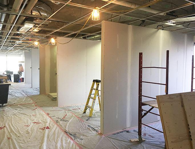 COMMERCIAL STEEL STUD FRAMING SERVICES