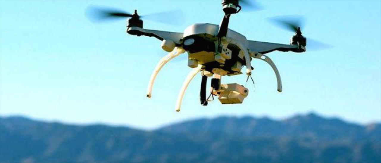 Skyglyph, a revolutionary Aerial Scouting Cloud platform