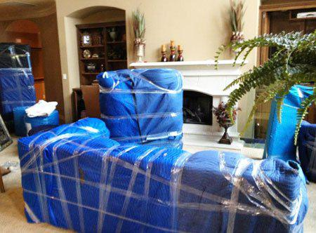 Save Time & Energy with our Professional Packing Services