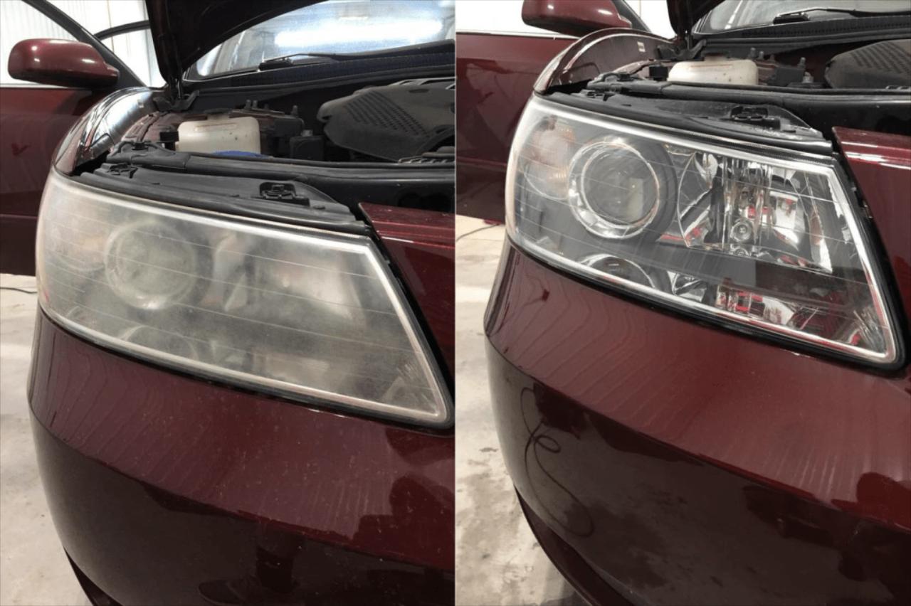Headlight Restoration – $59 + TaxPer Light