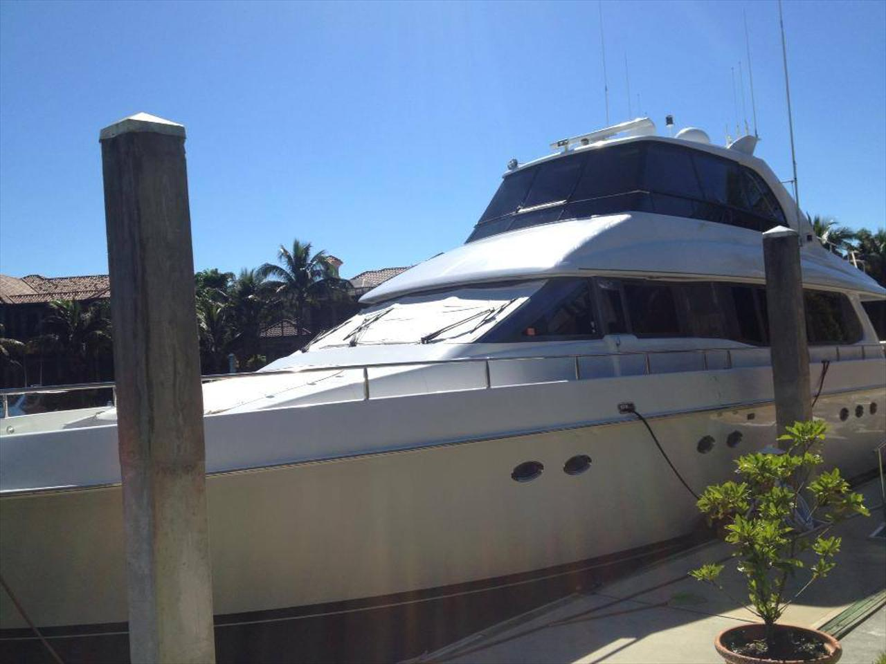 Residential and Commercial Boat Tinting