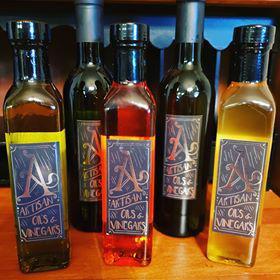 Artisan Oils & Vinegars - Lubbock, TX