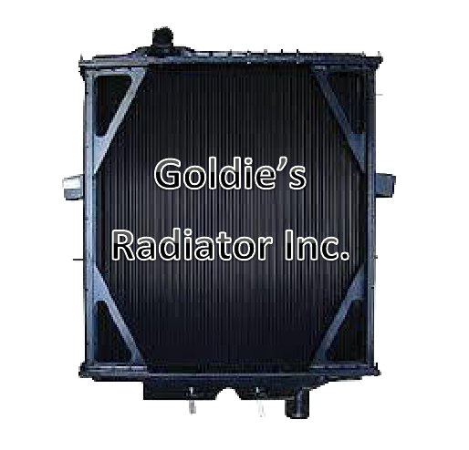 Goldie's Radiator