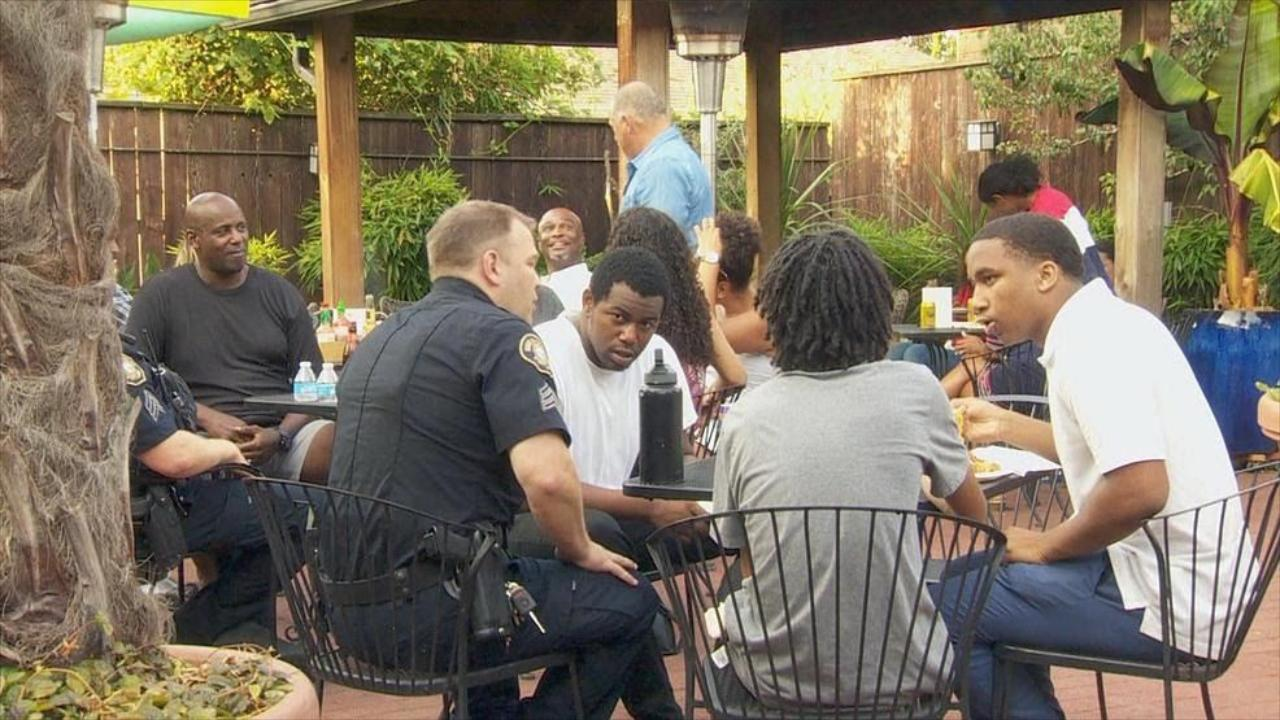 What do you mean by Community Policing?