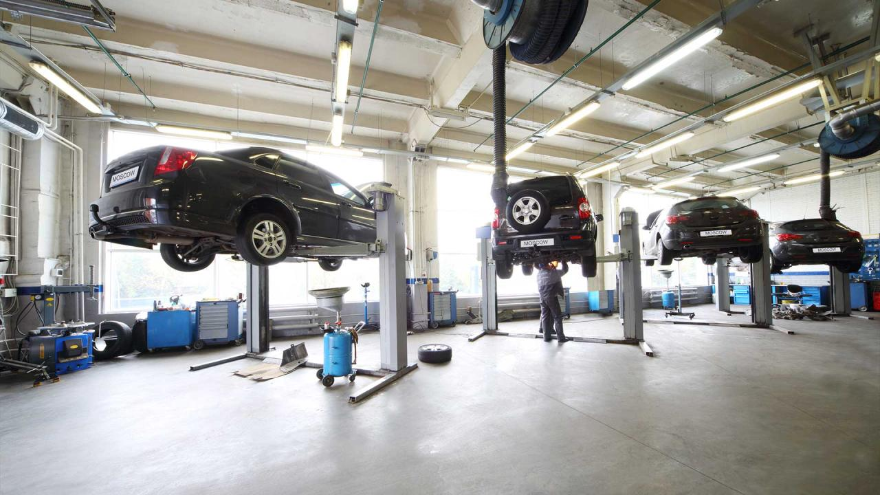 General Auto Services