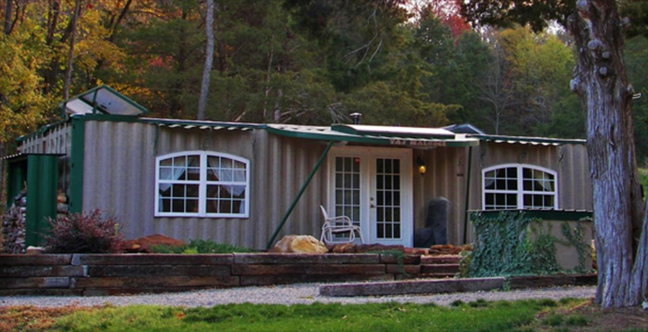 Our shipping containers make great modern tiny homes!
