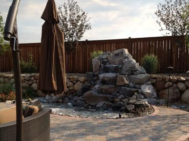 Water features have become a popular choice for the landscaping of homes and businesses today.