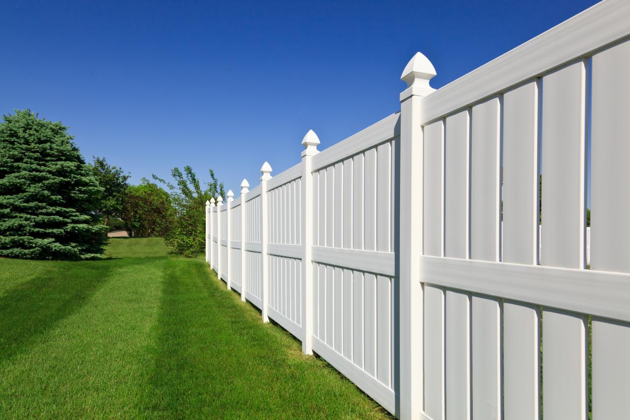 Vinyl Fences, Railings & More