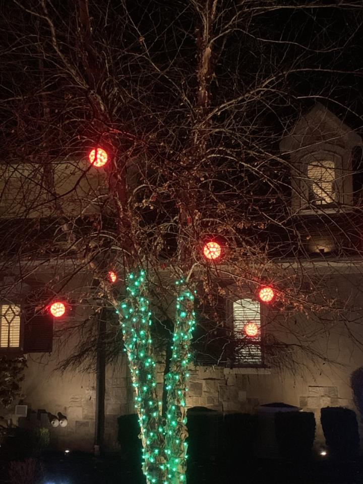 Professional Commercial Holiday Lighting