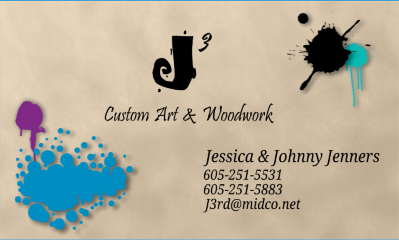 J3 Custom Woodwork and Art
