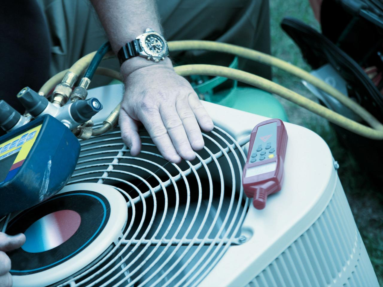Air Conditioning Installation Houston