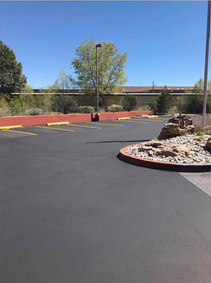 Why you should hire a professional for asphalt sealcoating: