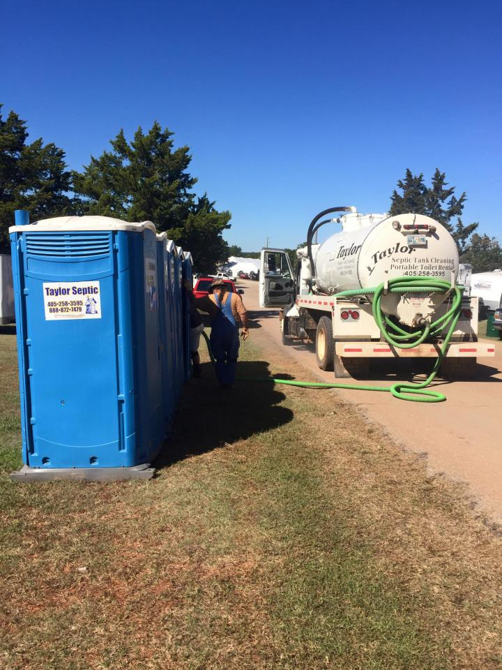 Portable Toilet Rentals in Stillwater, Stroud, Luther, Chandler and the Surrounding Areas in Oklahoma