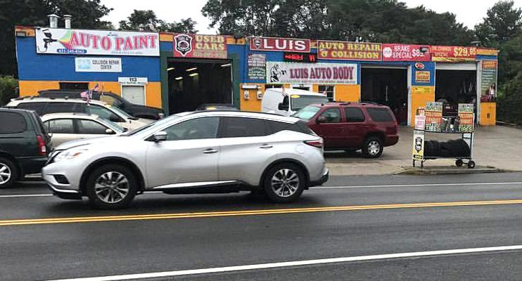 Automotive Body Shop In Central Islip Ny Luis Auto Repair Body Shop