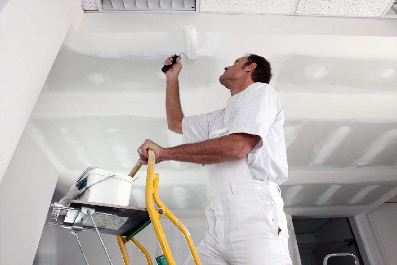 We know the painting business, both inside and out.