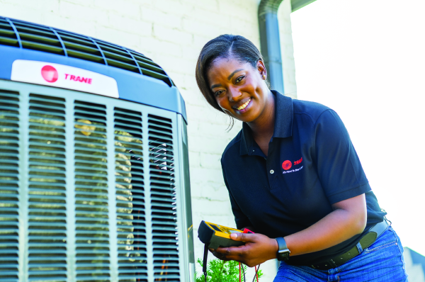 Air Conditioning & Ventilating