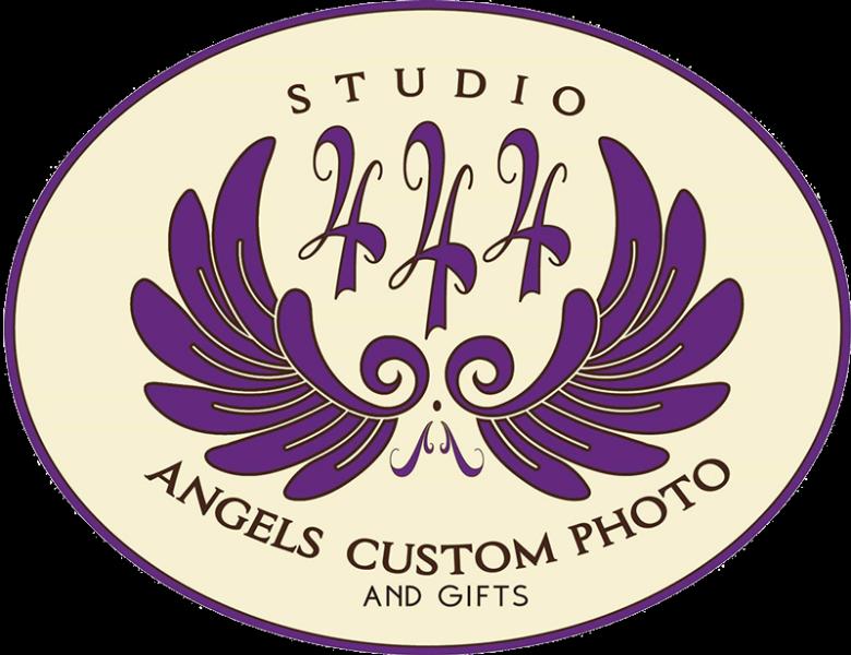Studio 444 Angels Custom Photo