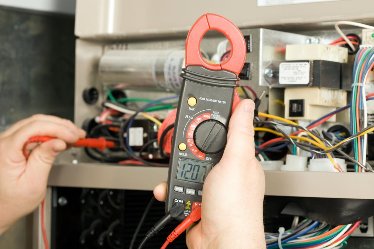 Air Conditioning & Heating Repair