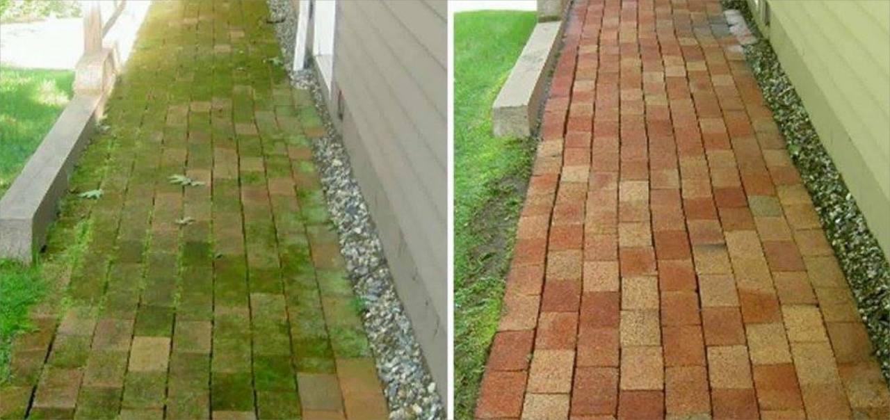 DECK, FENCE, PATIO, PAVER CLEANING, AND STAINING   • Wood • Vinyl • Concrete • Tile • Brick • Pavers