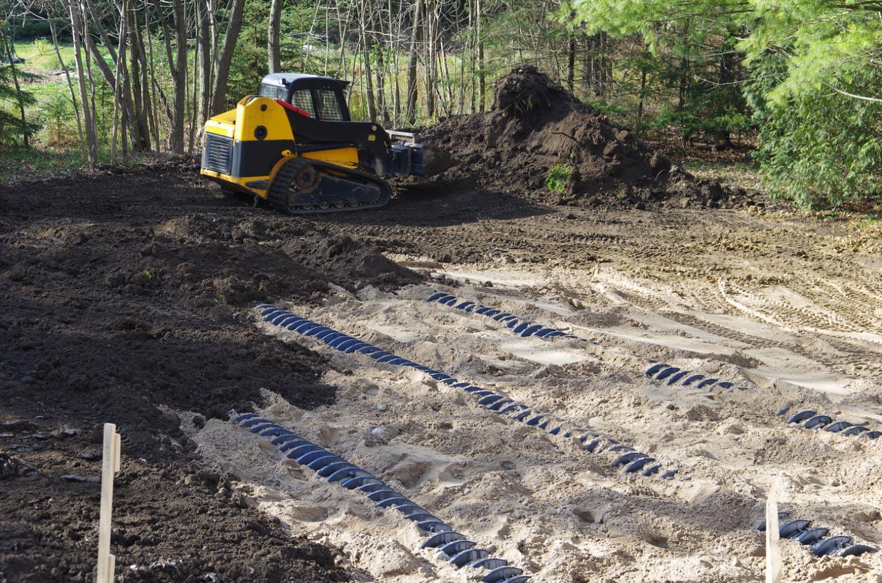 Topsoil Placement