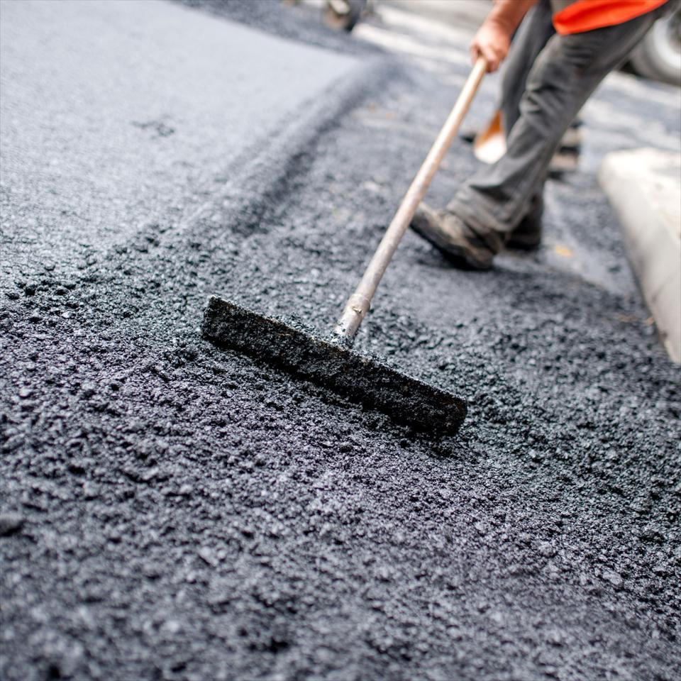 Asphalt Repair & Maintenance