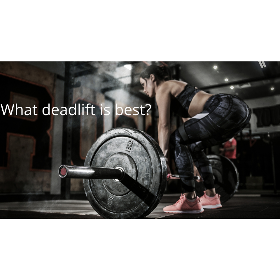 Which deadlift is best? Barbell, Trapbar, or Kettlebell?