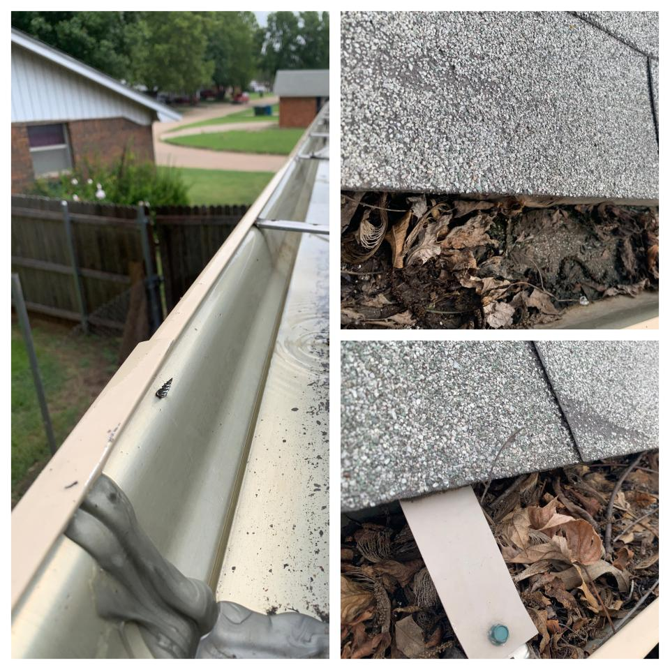 Gutter Cleaning starting at $159