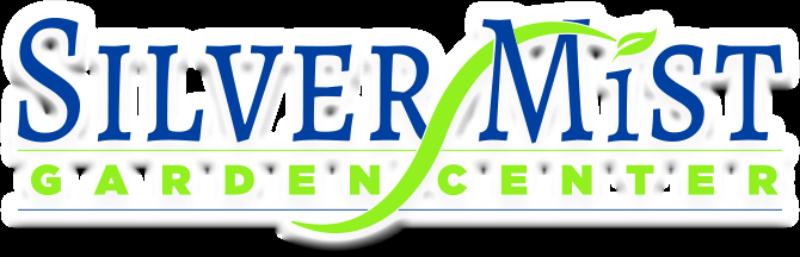 Silver Mist Garden Center Company Logo