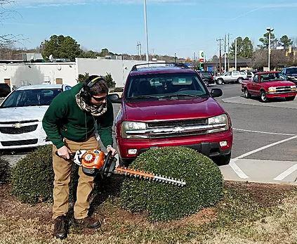 Commercial Spring & FallLeaf & Lawn Clean-Up